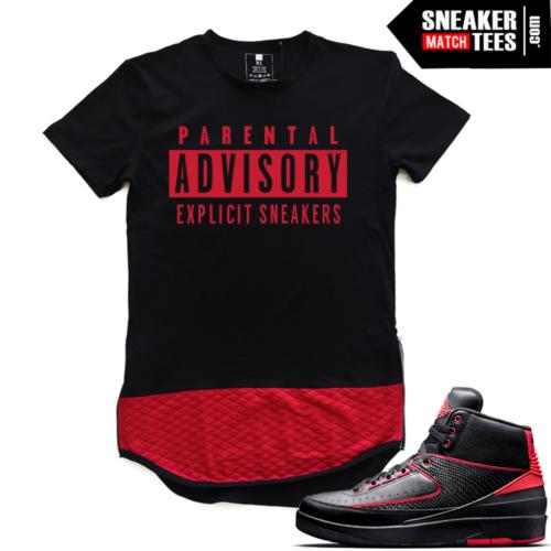Jordan 2 Alternate matching t shirts