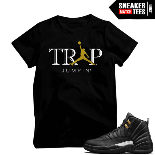 Master 12s matching sneaker t shirts