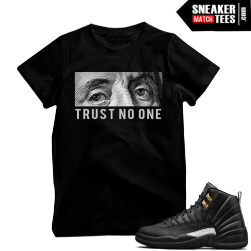 sneaker tees match Master 12 sneakers