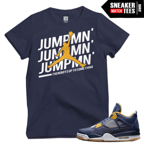 Jordan 4 Dunk From Above 4s t shirts
