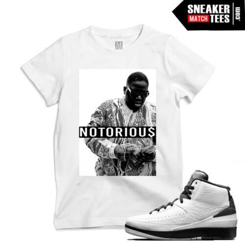 T shirts to match Jordan 2 Wing it