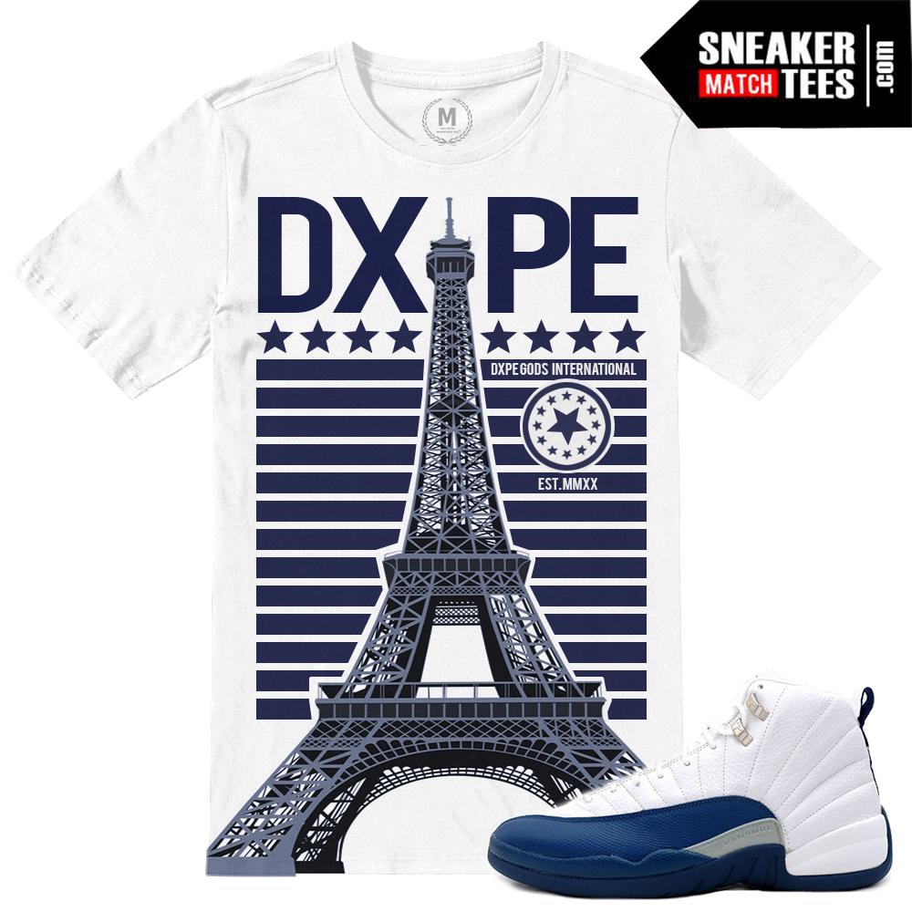 French Blue Air Jordan 12 April 2nd