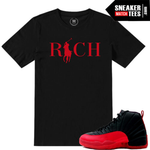 Match Flu Game 12 Jordan Retros