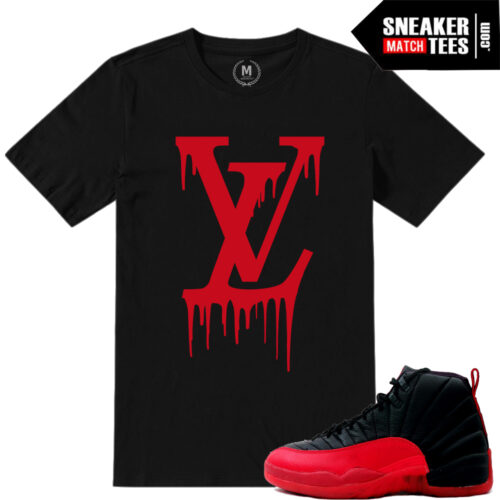 Match tees Flu Game 12s