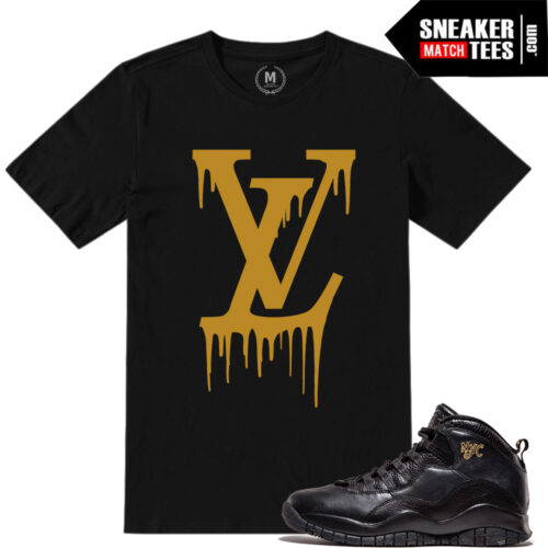 NYC 10s matching t shirts