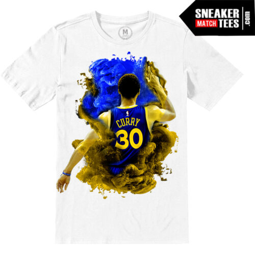 Curry Golden State t shirts NBA FINALS