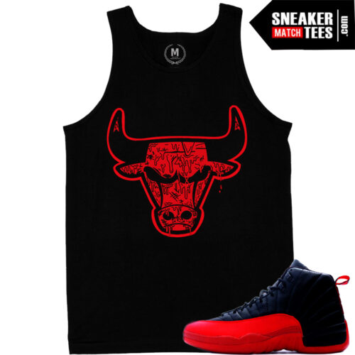 Flu Game 12 match t shirts Tank tops