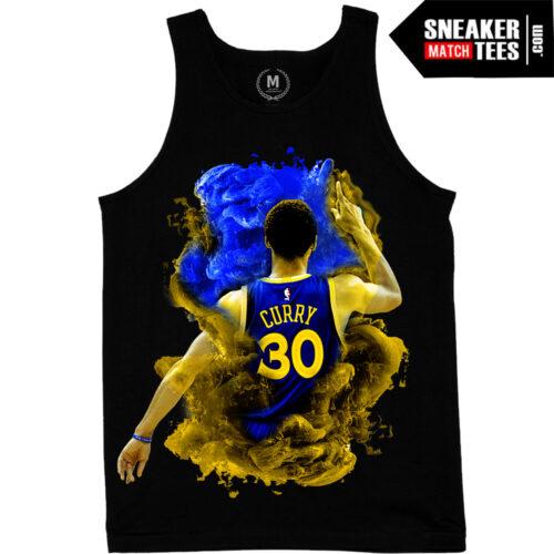 Steph Curry Tank top Black Nike