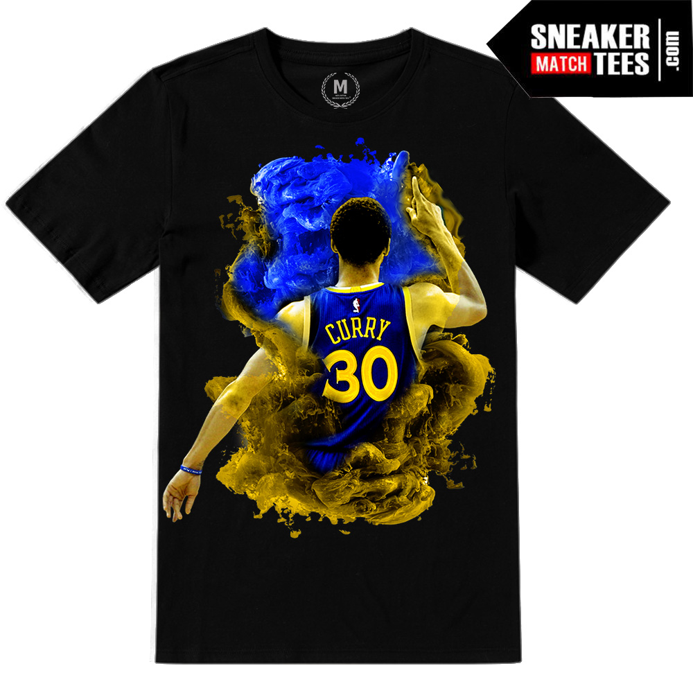 9653d012b20f7 Stephen Curry t shirt NBA Finals Golden State Warriors