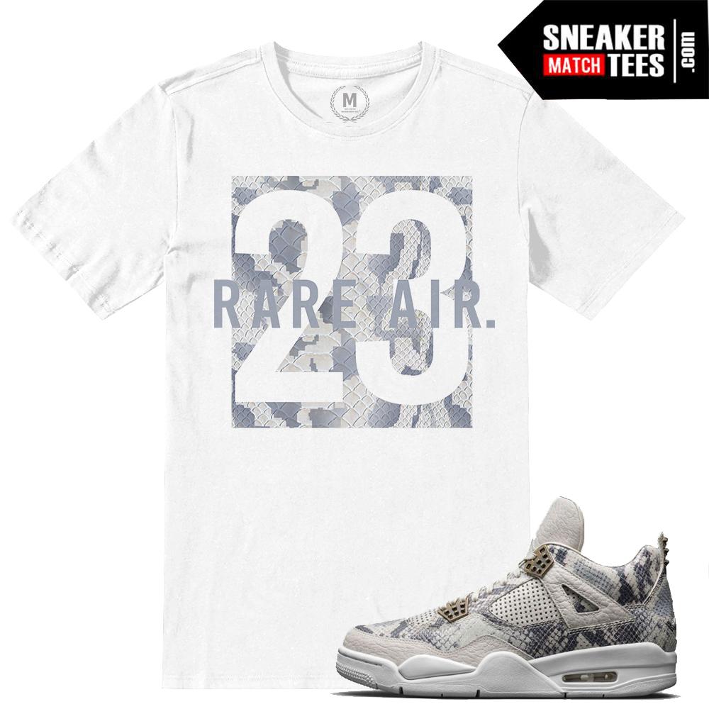 c0efe9ca4ed4 T shirts match Jordan 4 Snakeskin Premium