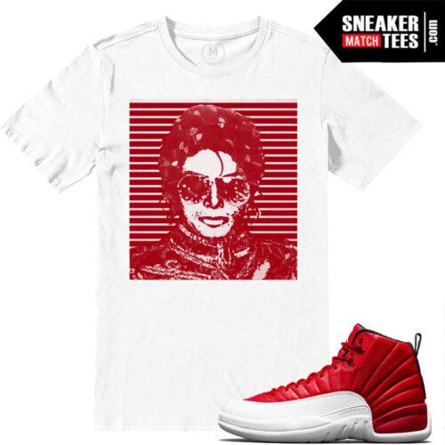 Gym Red t shirts Jordan Retros