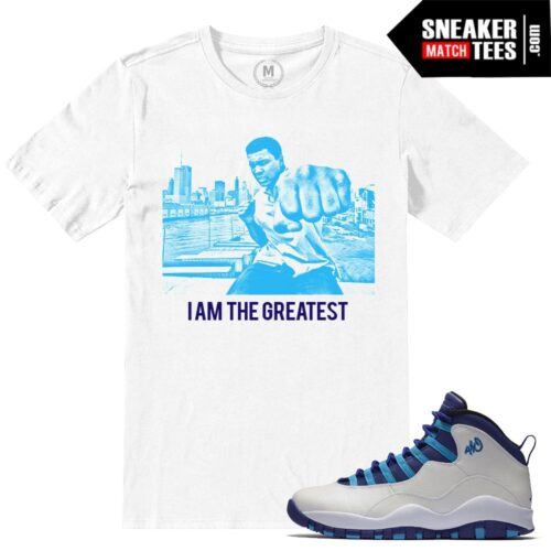Match Hornet 10s Sneaker tees shirts