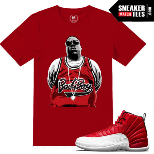 Matching Gym Red 12 t shirts