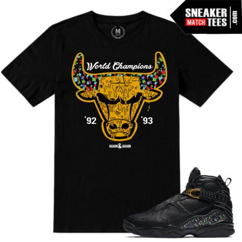 Sneaker Tees Confetti 8 Jordan Championship Pack