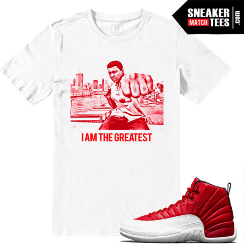 Sneaker outfits match Jordan 12 Gym Red
