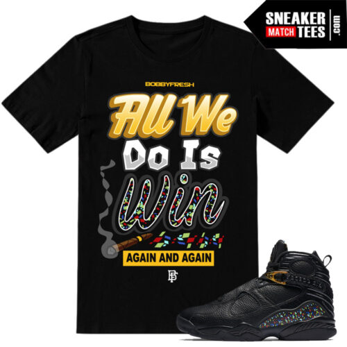 Sneaker tees Confetti 8s championship pack