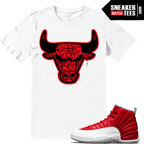 Sneaker tees Gym Red 12 Match shirts