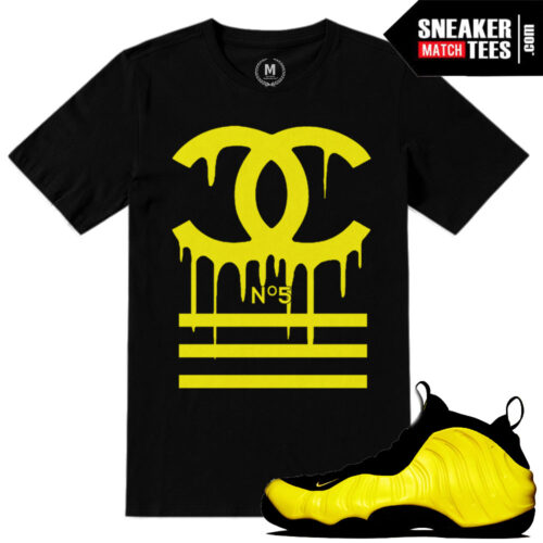 T shirts to match optic yellow foams