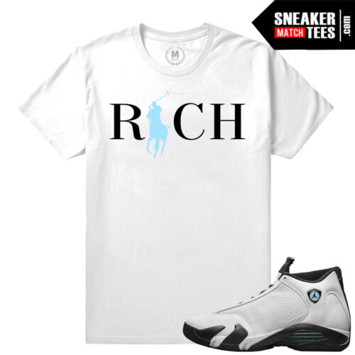 Jordan 14 Oxidized Match Tee Shirt