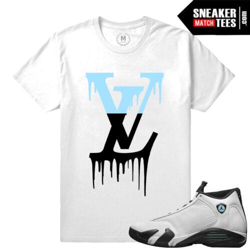 Match Jordan 14 Oxidized Sneaker tees