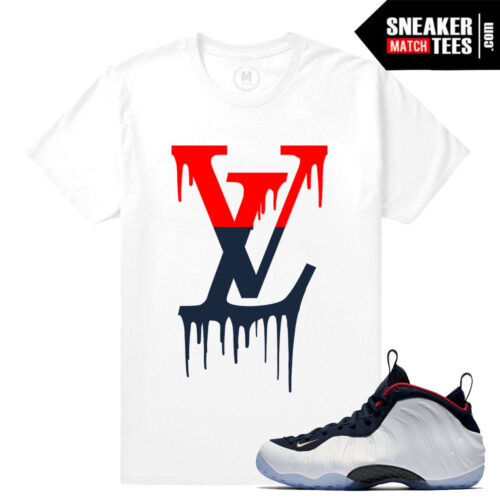 Match Olympic Foams T shirts