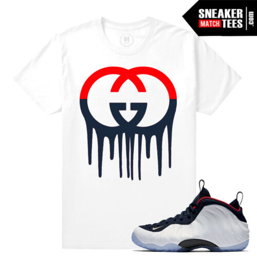 Nike Foamposite Olympic T shirts