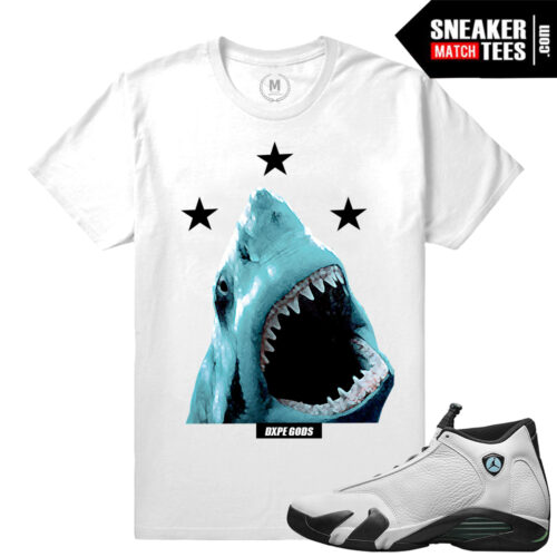 Shirts Match Jordan 14 Oxidized