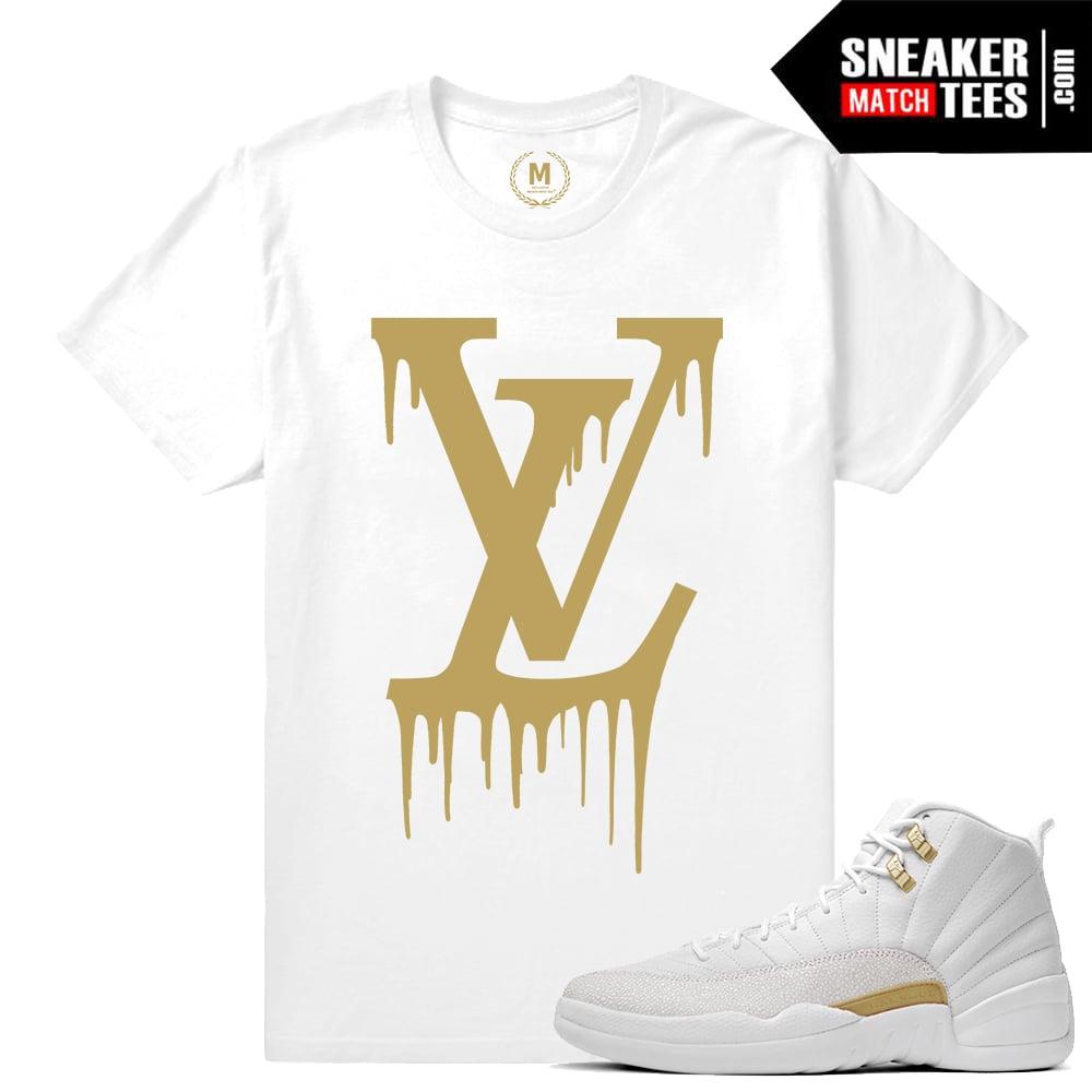3d00ef8516fc79 Sneaker Match Tees OVO 12s Jordan Retros