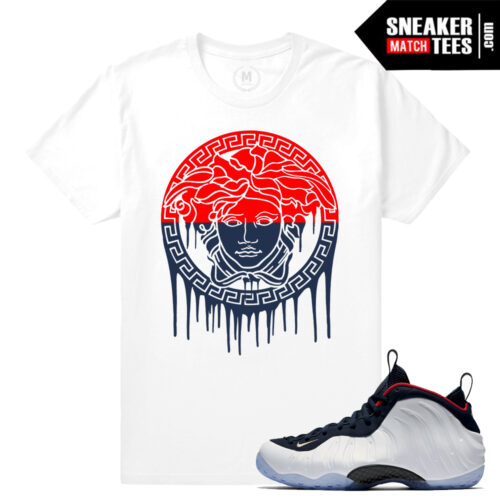 shirts that match Nike Foams olympic
