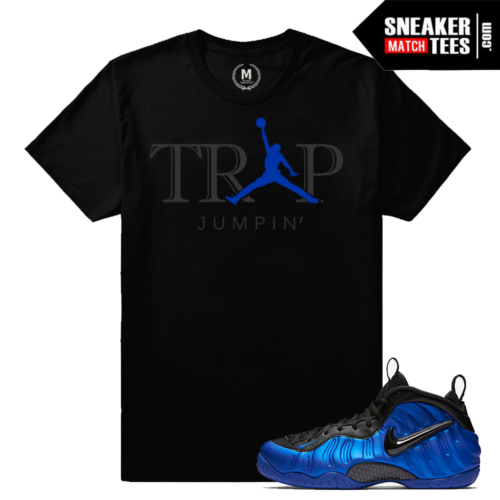 Cobalt Sneaker Match T shirt