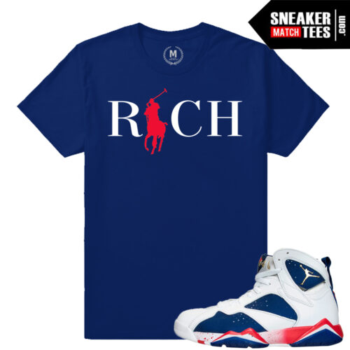 Jordan 7 Alternate Tinker T shirt