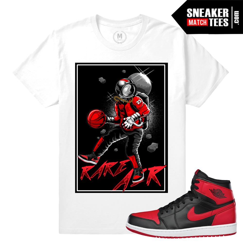 8e1b4b2204d3 Jordan Banned 1s t shirts match