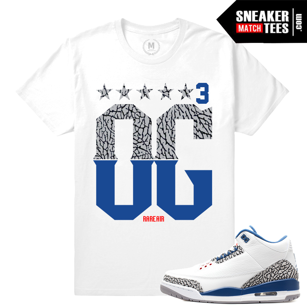 1345dbb38edf12 Match True Blue 3 Sneaker tees
