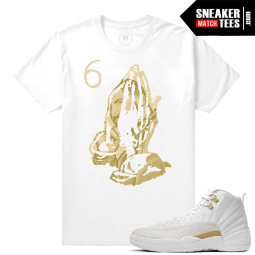 Shirt match OVO 12 Jordan Retros XII
