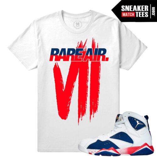 Sneaker Shirts match Jordan 7 Tinker Alternate
