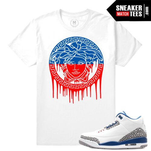 Sneaker Shirts match True Blue 3s