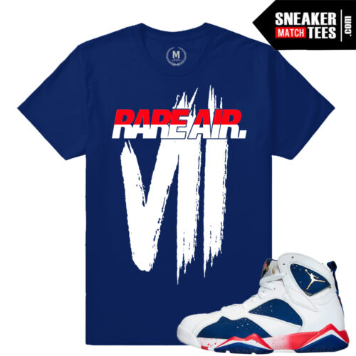 Tinker Alternate 7s matching sneaker tees
