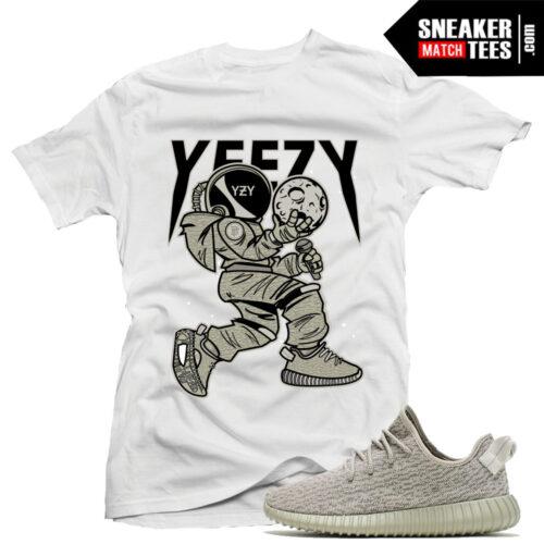 Yeezy Boost 350 Monrock Matching T shirt