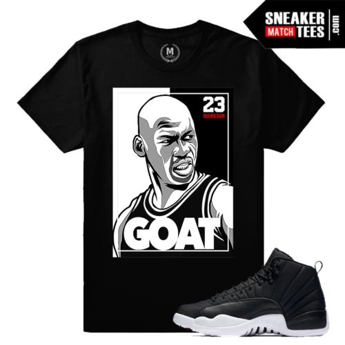 Jordan 12 Neoprene t shirt match