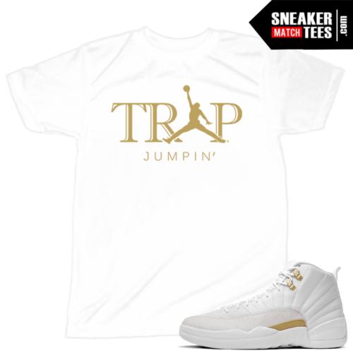 Jordan 12 OVO Sneaker Tees