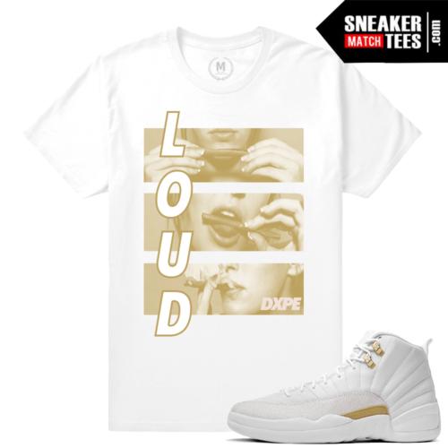 Jordan 12 OVO T shirt