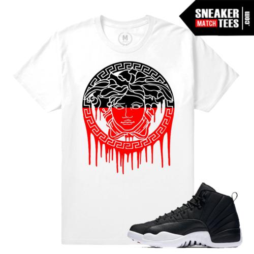 Match Retro Jordans 12 Neoprene shirt