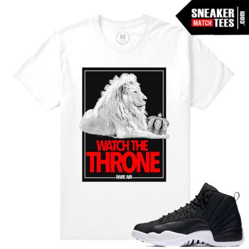 Neoprene 12 Jordan Retro Match Tees Shirt