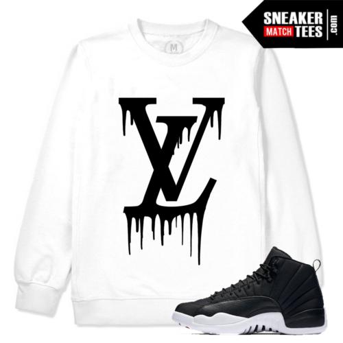 Neoprene 12s Matching Sweatshirt