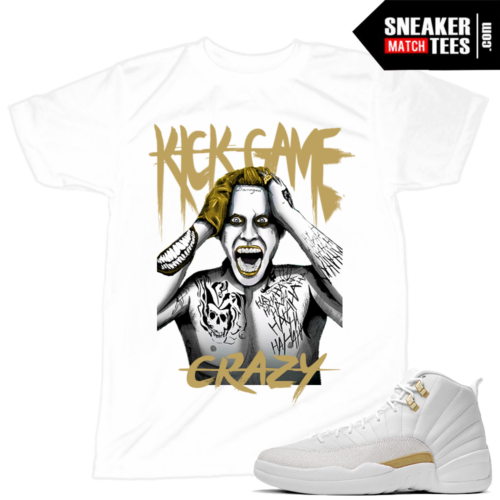 OVO 12 Jordan Matching T shirt