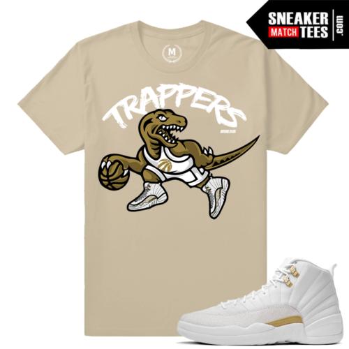 OVO 12 Jordans Trapper Tee Shirt