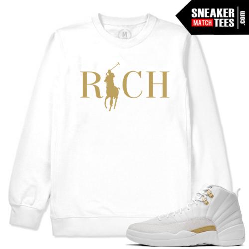 OVO 12 Matching Jordan Sweatshirt