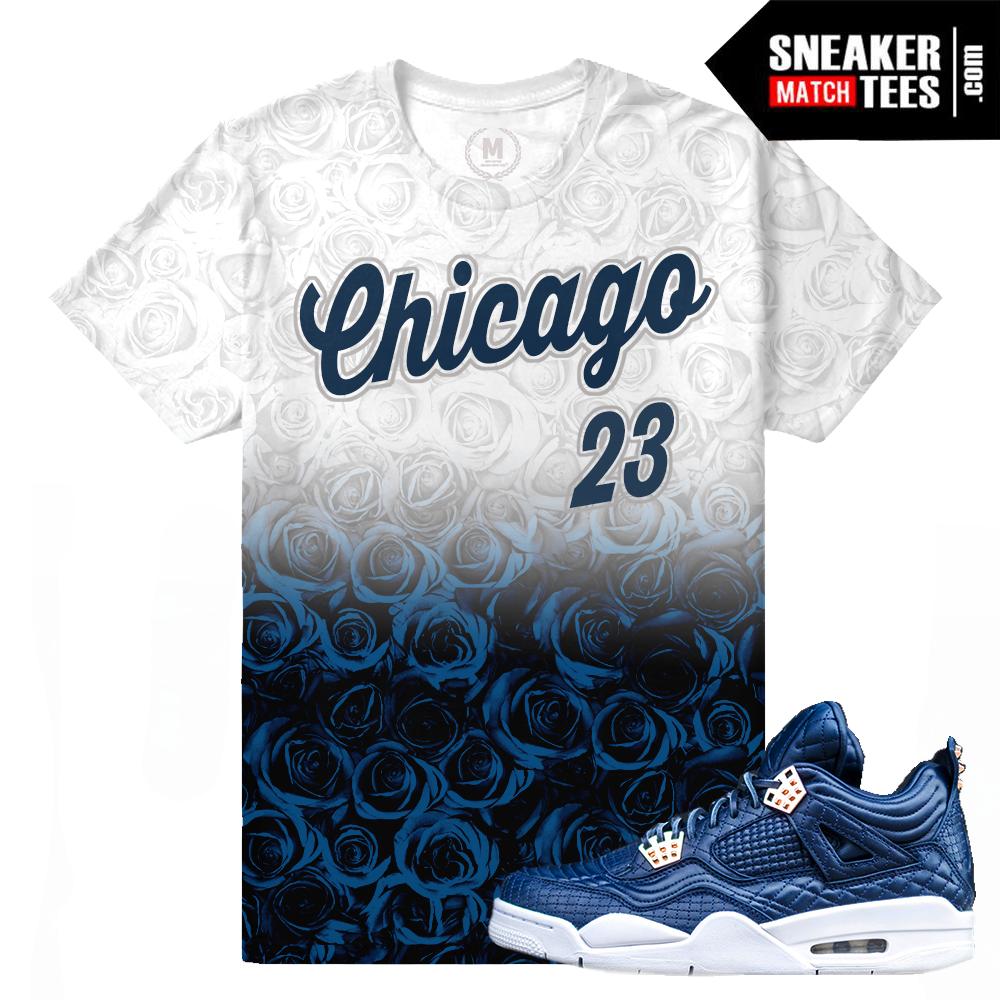 d5f9b328c4b1 Obsidian t Shirt Jordan 4