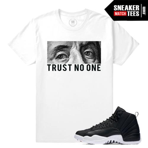 Sneaker Match Tees Neoprene 12 Retros
