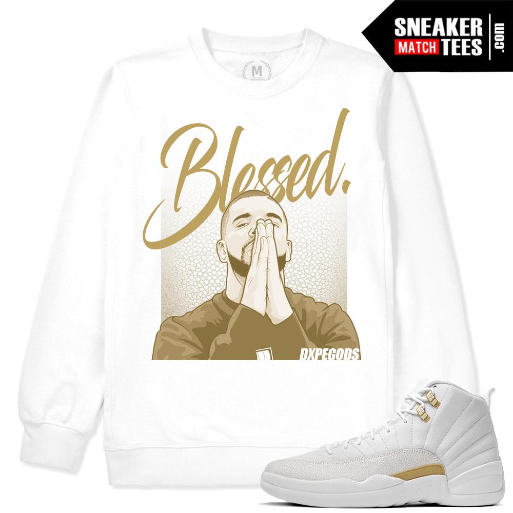 jordan ovo hoodie white